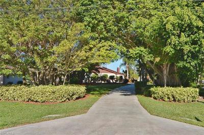 Estero Single Family Home For Sale: 20560 Park Pl