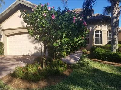 Estero Single Family Home For Sale: 12616 Grandezza Cir