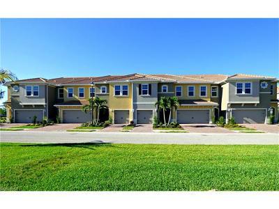 Fort Myers Condo/Townhouse For Sale: 3856 Tilbor Cir