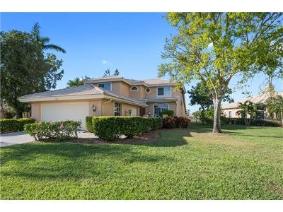 Naples Single Family Home For Sale: 11820 Quail Village Way