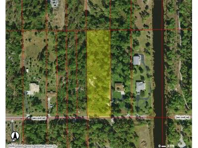 Naples Residential Lots & Land For Sale: 2181 NE 24th Ave