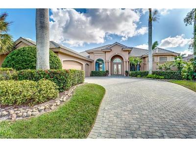 Bonita Springs Single Family Home For Sale: 28509 Chianti Terrace