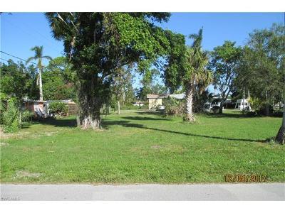 Bonita Springs Residential Lots & Land For Sale: 10679 Hampton St