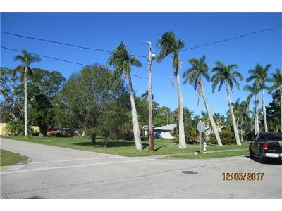 Bonita Springs Residential Lots & Land For Sale: 10691 Hampton St
