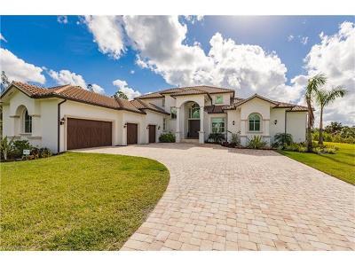 Naples Single Family Home For Sale: 420 NE 22nd Ave