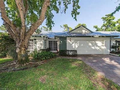 Naples Single Family Home For Sale: 4748 West Blvd