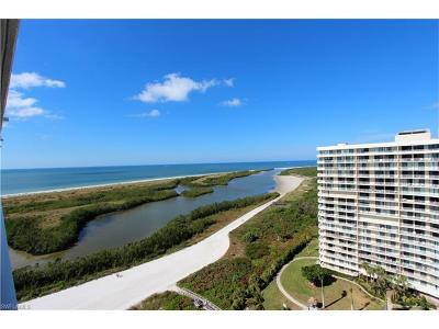 Marco Island Condo/Townhouse For Sale: 380 Seaview Ct #1810