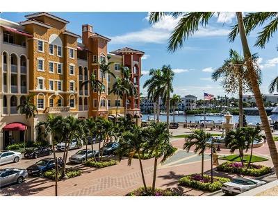 Naples Condo/Townhouse For Sale: 450 Bayfront Pl #4202