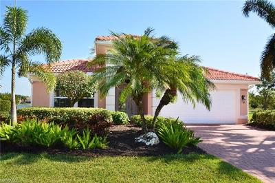 Estero Single Family Home For Sale: 19555 Casa Bendita Ct