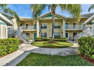 Bonita Springs Condo/Townhouse For Sale: 25711 Lake Amelia Way #102