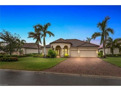 Naples Single Family Home For Sale: 10119 Biscayne Bay Ln