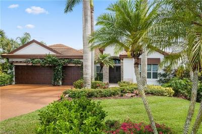 Naples FL Single Family Home For Sale: $3,850,000