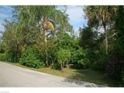 Marco Island Residential Lots & Land For Sale: 376 Live Oak Ln
