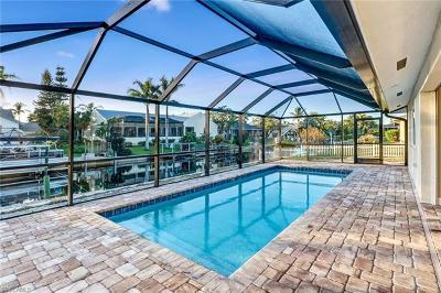 Bonita Springs Single Family Home For Sale: 27070 Harbor Dr