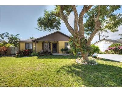 Bonita Springs Single Family Home For Sale: 10820 St Lucia Ct