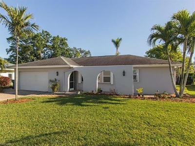 Naples Single Family Home For Sale: 328 Mel Jen Dr