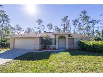 Naples Single Family Home For Sale: 1440 NE 47th Ave