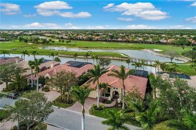 Bonita Springs Single Family Home For Sale: 14121 Ventanas Ct