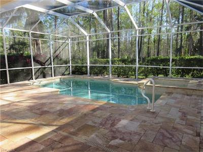 Naples Single Family Home For Sale: 3556 Periwinkle Way