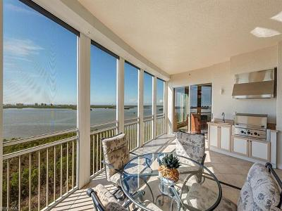 Bonita Springs Condo/Townhouse For Sale: 4931 Bonita Bay Blvd #1002