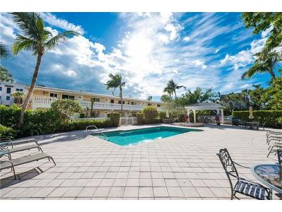 Naples Condo/Townhouse For Sale: 950 S 7th Ave #14