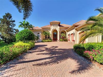 Naples Single Family Home For Sale: 5813 Bromelia Ct