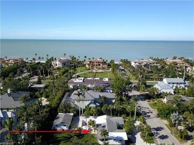 Naples Single Family Home For Sale: 160 N 7th Ave