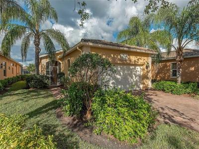 Naples Single Family Home For Sale: 15310 Cortona Way