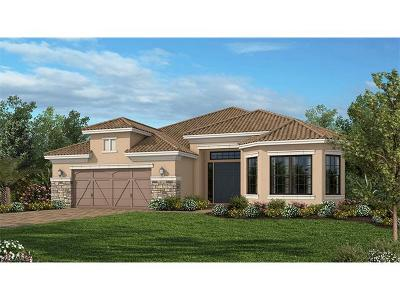 Naples Single Family Home For Sale: 9471 Galliano Ter