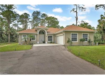 Naples Single Family Home For Sale: 112 NE 14th Ave