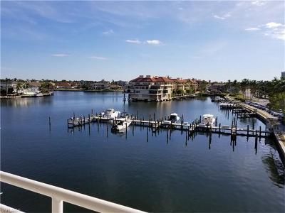Naples Condo/Townhouse For Sale: 4500 N Gulf Shore Blvd #1-311