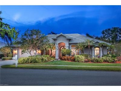 Naples Single Family Home For Sale: 1955 Mission Dr