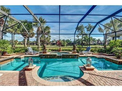 Bonita Springs Single Family Home For Sale: 23643 Via Carino Ln