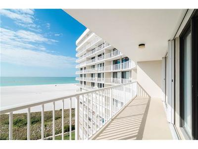 Marco Island Condo/Townhouse For Sale: 260 Seaview Ct #1405
