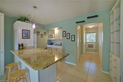 Seabreeze Condo/Townhouse For Sale: 240 N Collier Blvd #A-8