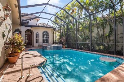 Estero Single Family Home For Sale: 22025 Natures Cove Ct