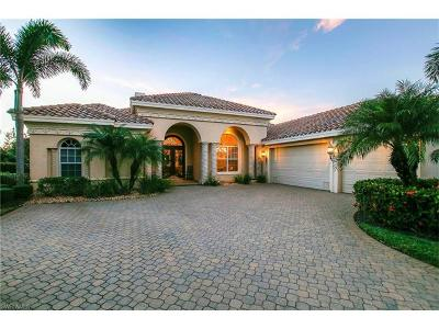 Fort Myers Single Family Home For Sale: 12651 Oak Bend Dr