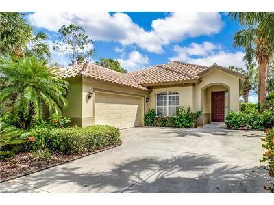 Estero Single Family Home For Sale: 20867 Gleneagles Links Dr