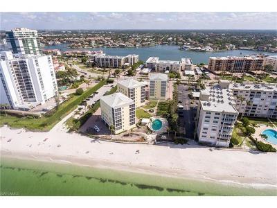 Condo/Townhouse For Sale: 3483 N Gulf Shore Blvd #506