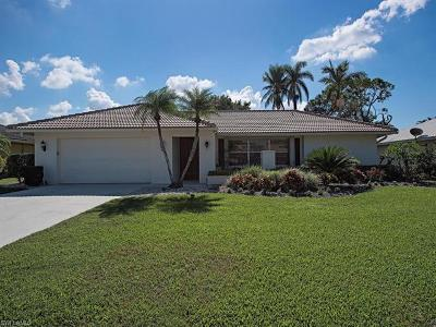 Naples Single Family Home For Sale: 750 High Pines Dr