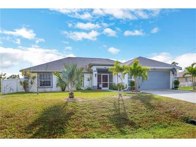 Cape Coral Single Family Home For Sale: 1500 NW 21st St