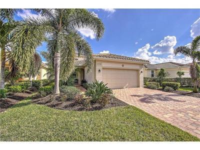 Estero Single Family Home For Sale: 19754 Tesoro Way