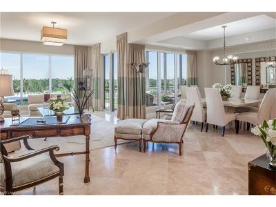Bonita Springs Condo/Townhouse For Sale: 4951 Bonita Bay Blvd #402