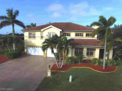 Cape Coral Single Family Home For Sale