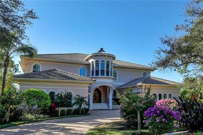 Bonita Springs Single Family Home For Sale: 27780 Riverwalk Way