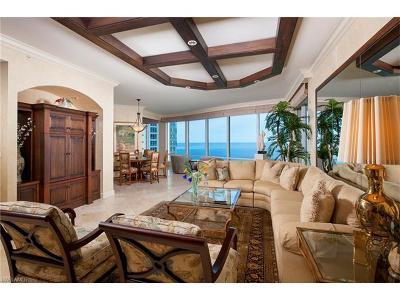 Collier County Condo/Townhouse For Sale: 4151 N Gulf Shore Blvd #1203
