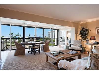 Condo/Townhouse For Sale: 2650 N Gulf Shore Blvd #203