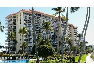 Marco Island Condo/Townhouse For Sale: 180 NE Seaview Ct #101
