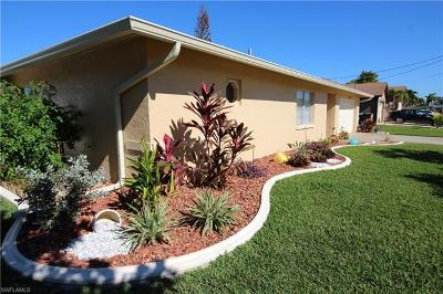 Cape Coral Single Family Home For Sale: 231 SW 42nd St