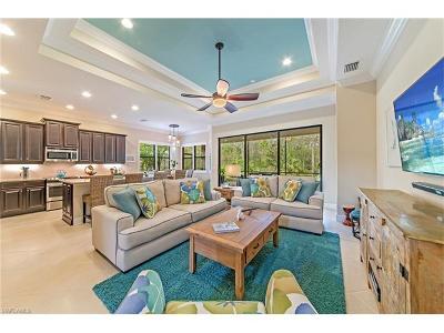 Bonita Springs Single Family Home For Sale: 9337 Isla Bella Cir